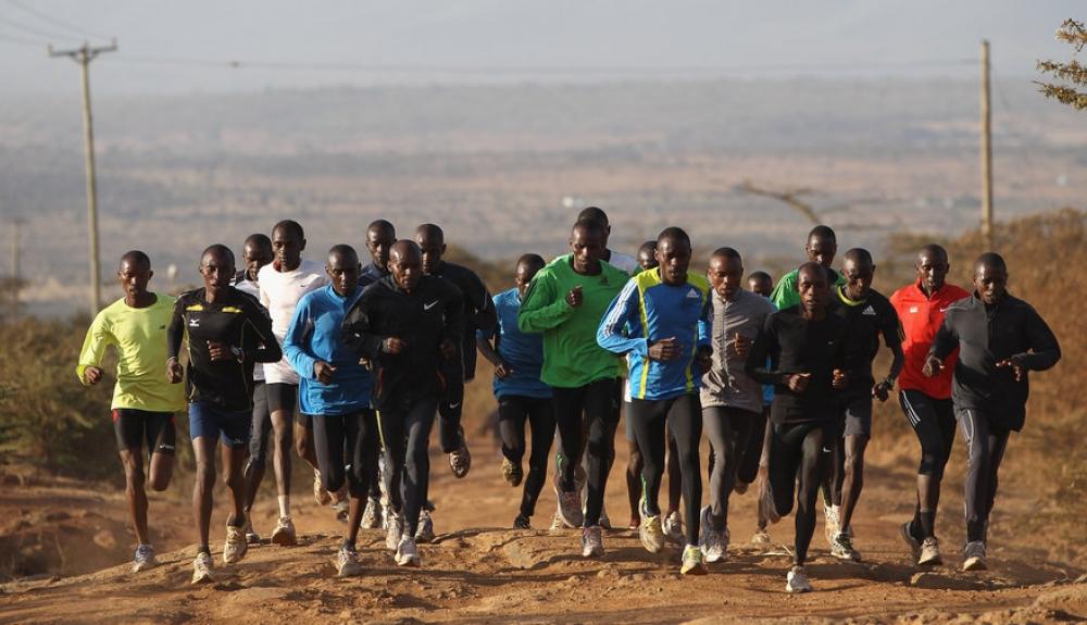 Las diferencias entre el entrenamiento en África y en Europa