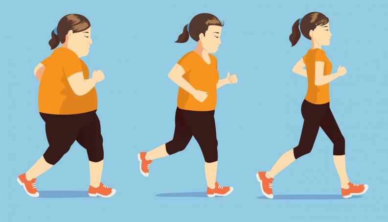 Adelgazar caminando en 12 semanas: un personal trainer crea un entrenamiento y lo enseña paso a paso