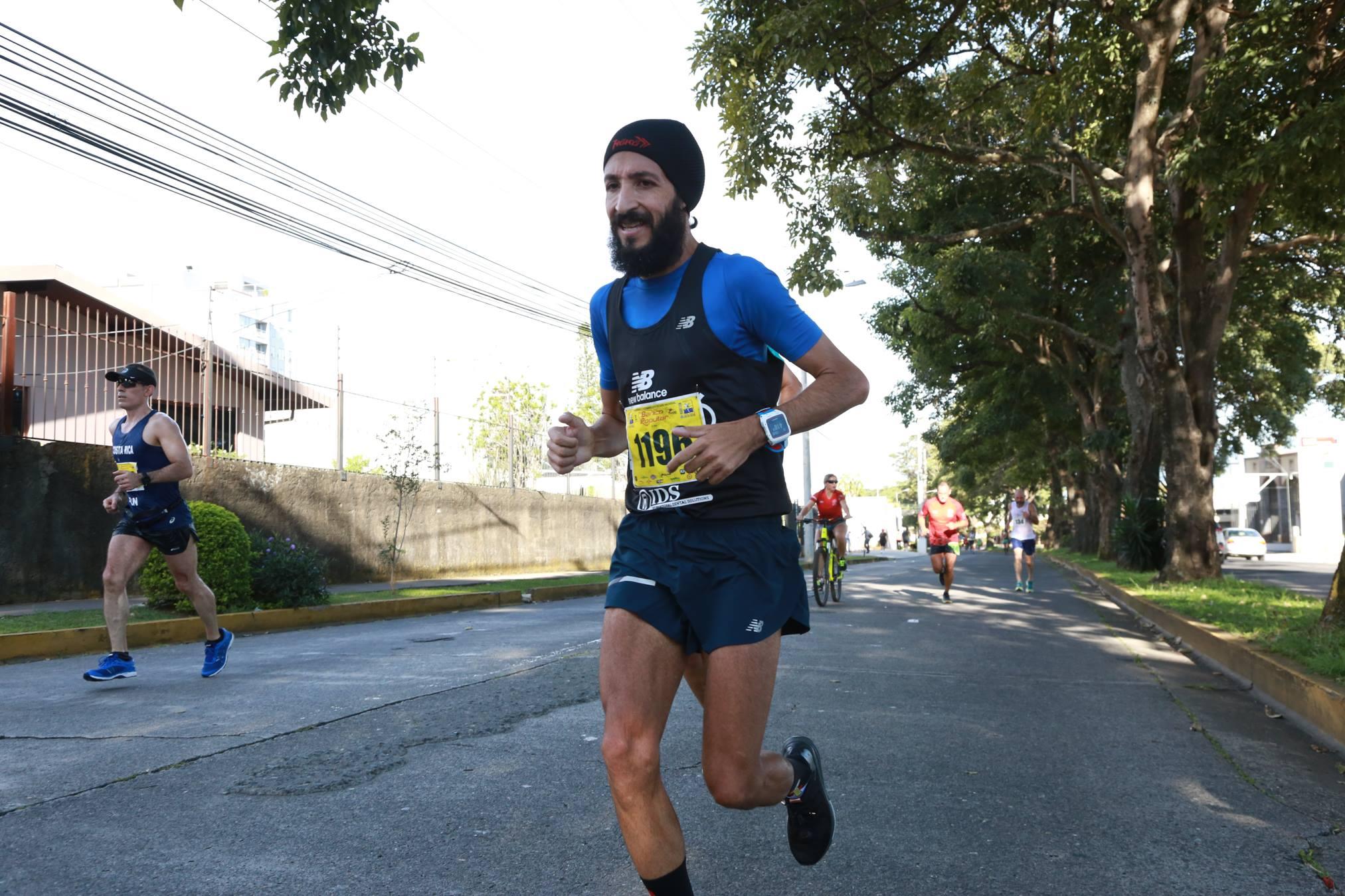 Periodización inversa aplicada al maratón