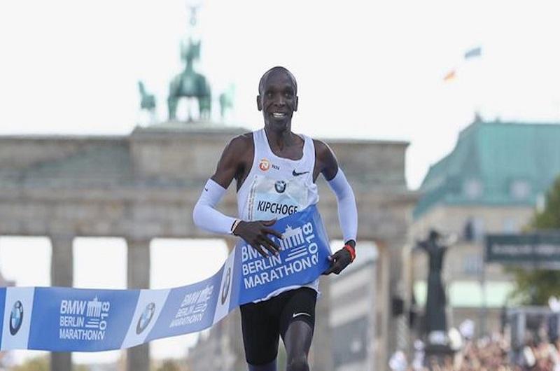Eliud Kipchoge reveló sus 10 mejores consejos para correr
